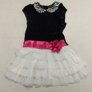 Jona Michelle Little Girls Party Dress Size 4T